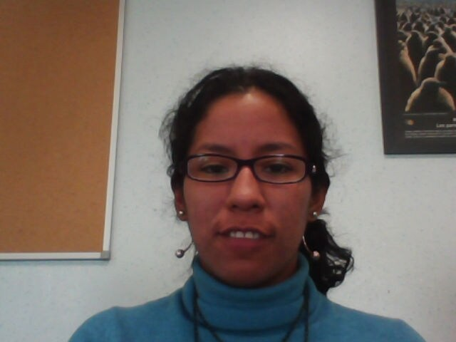 Miluska From San José, Peru