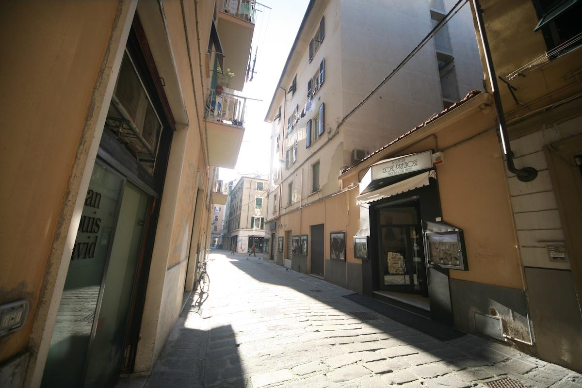 Pietro From La Spezia, Italy