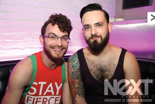 We are both queer/gay men and have lived in NYC fo