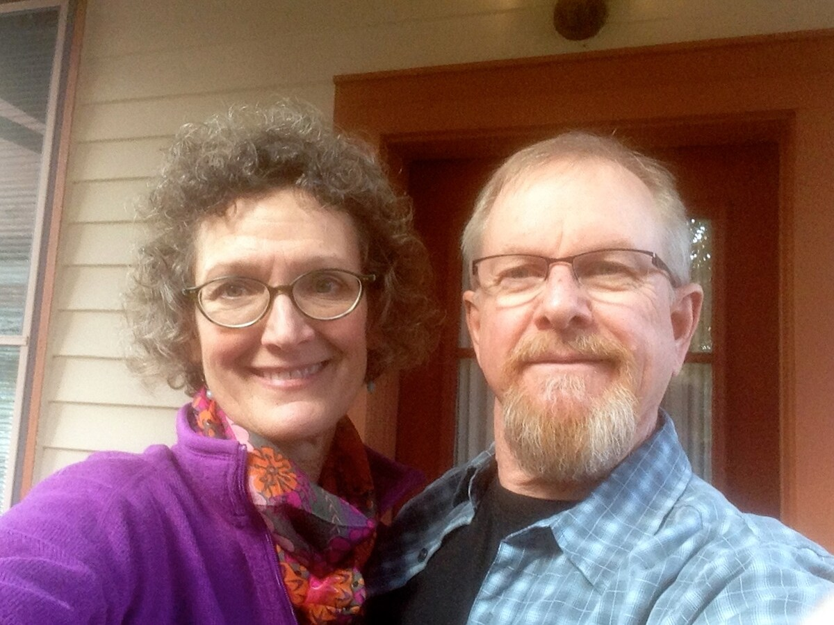 My wife Lesley and I have lived in Columbia Tuscul