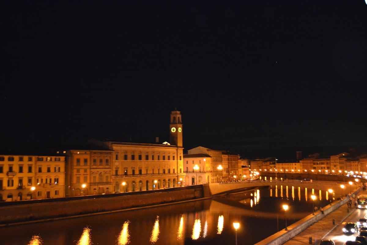 Ioana from Pisa