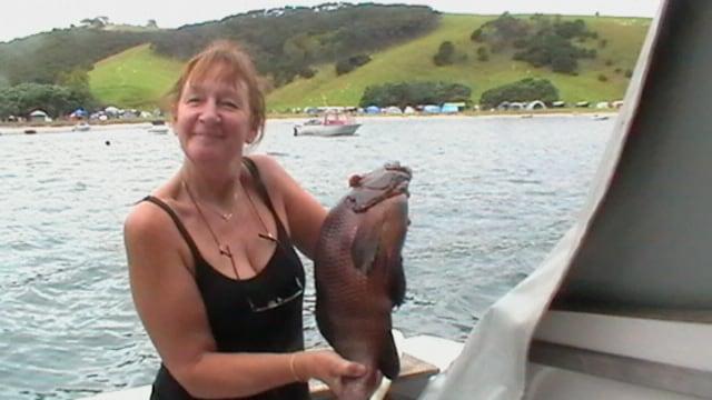 Karen from Russell