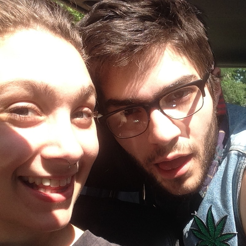 Leah & David from Portland