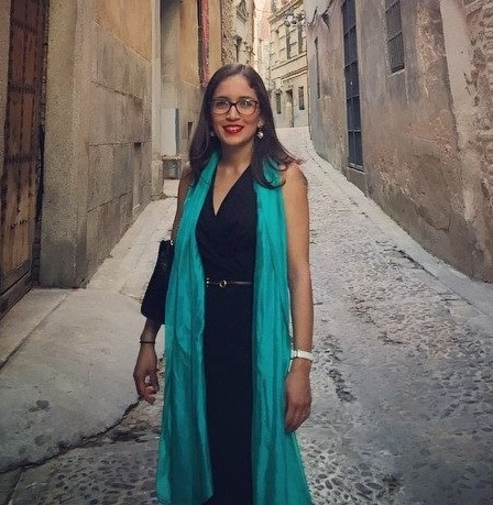Alejandra from Bagnolet