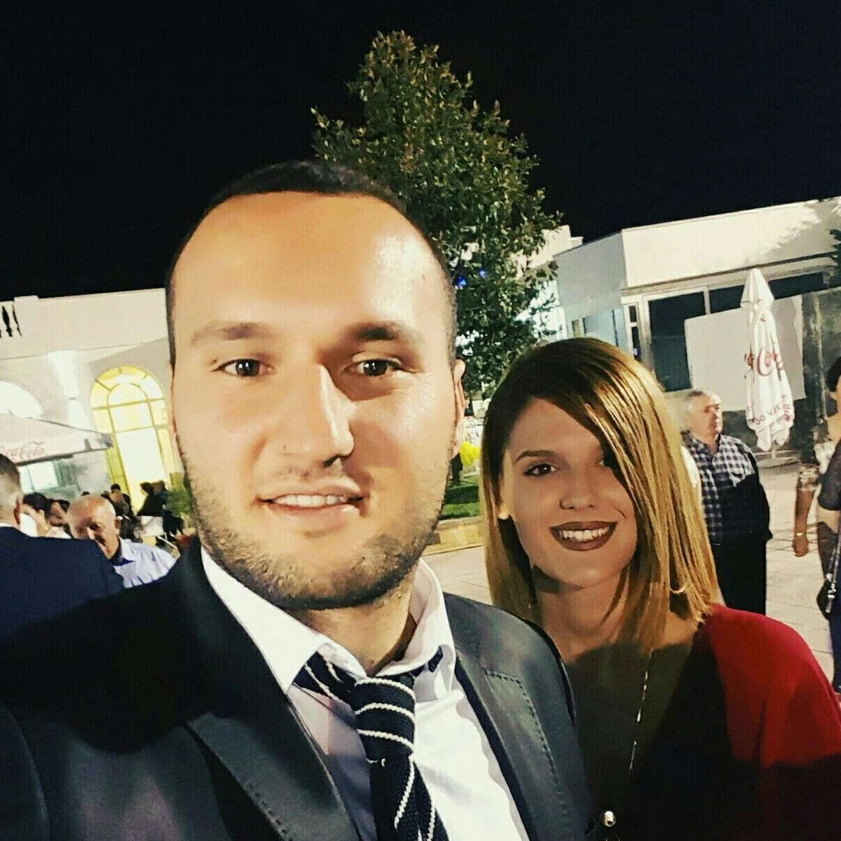 Marjeza From Tirana, Albania