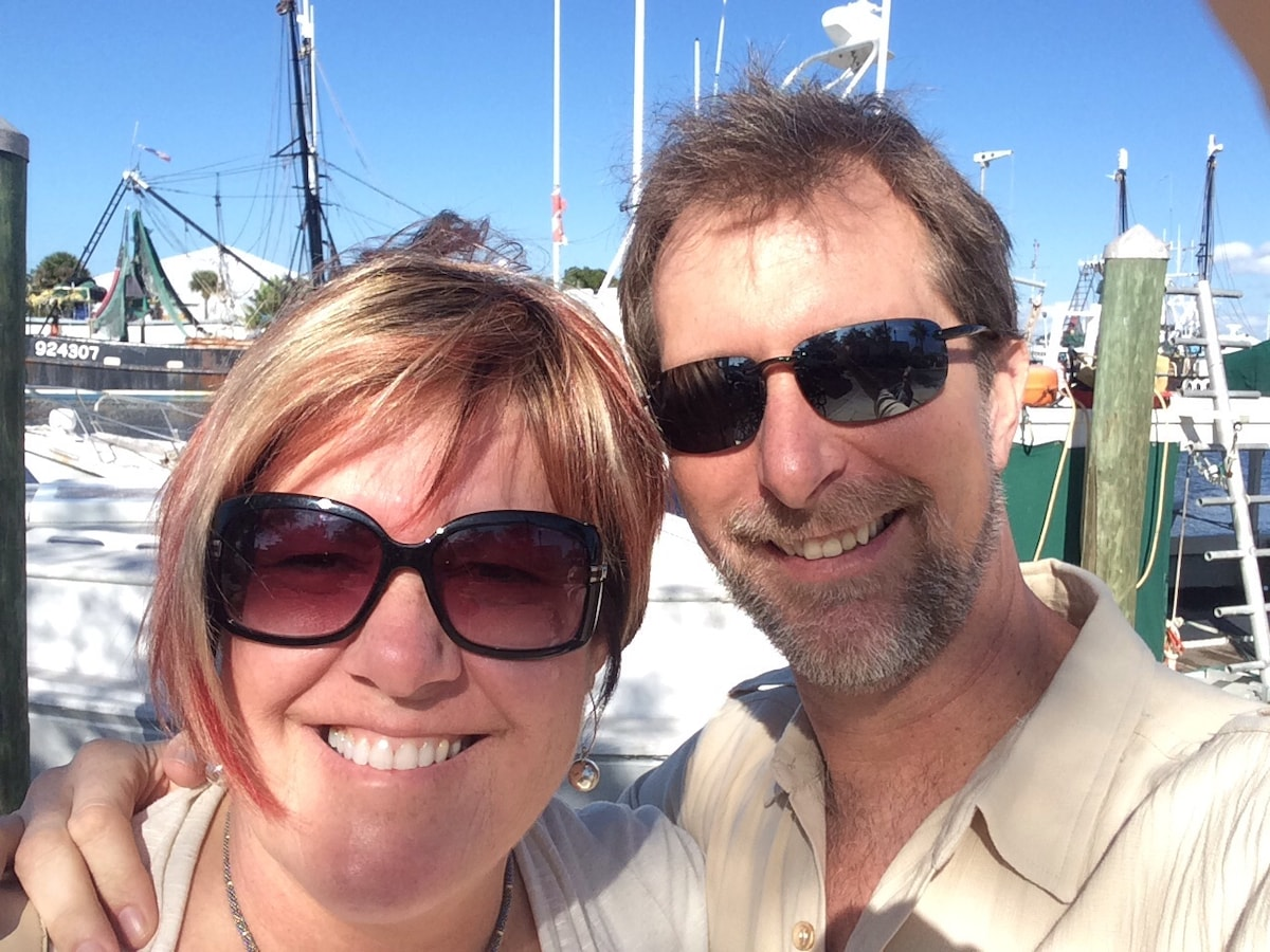 Lucinda And Richard from Cape Elizabeth