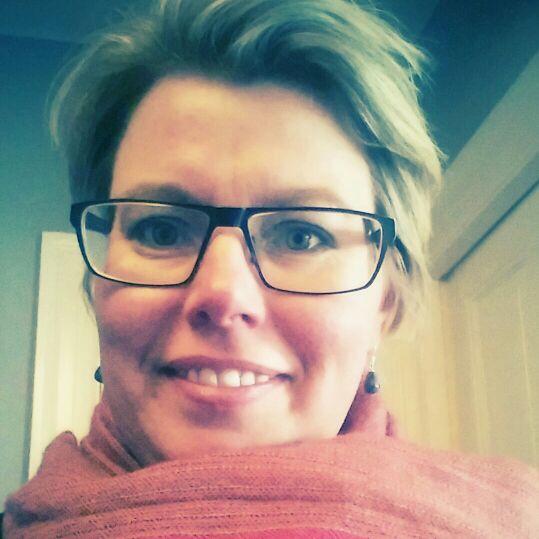 Lene Lilja from Christianshavn