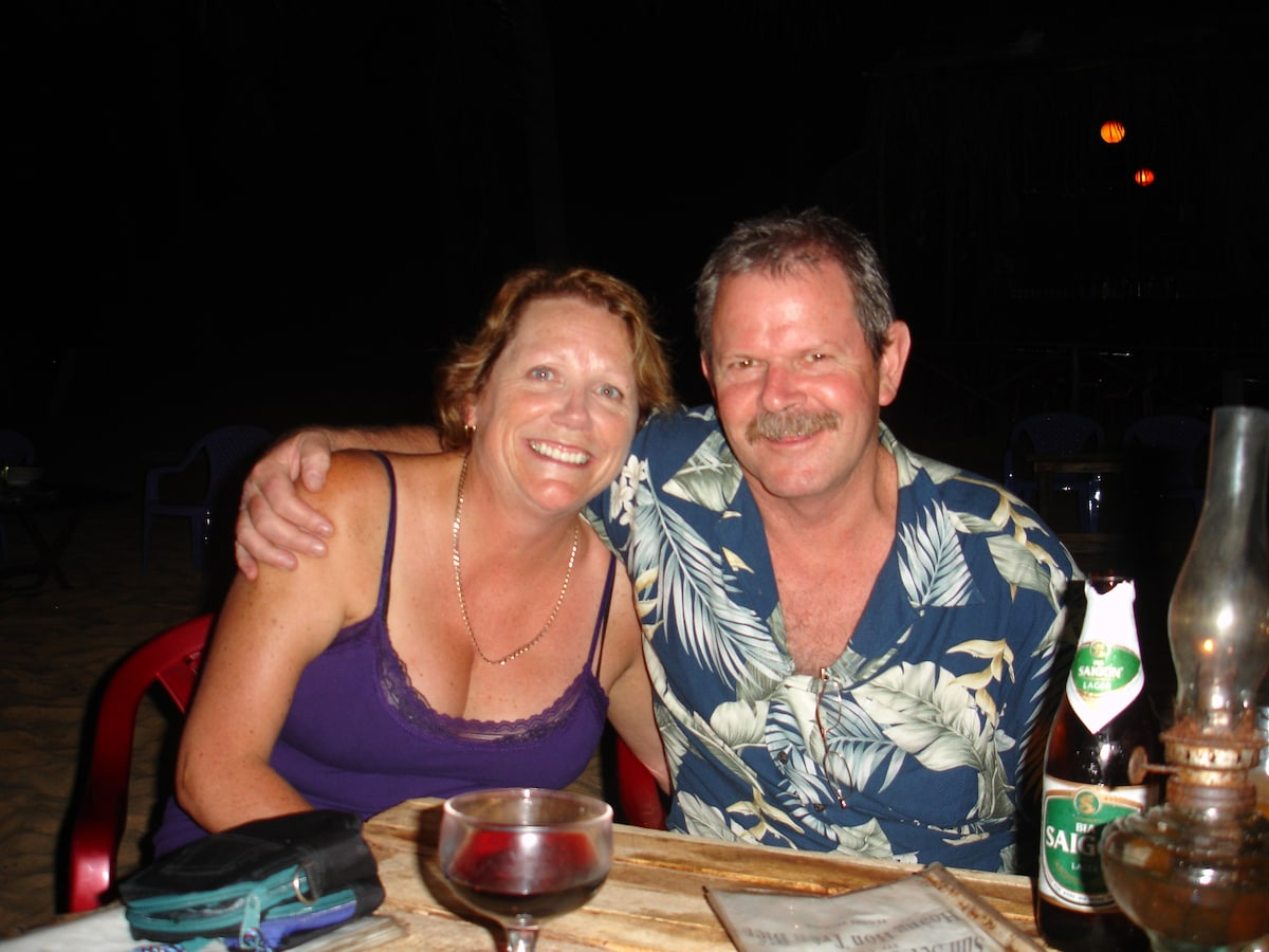 Mike & Roz from Gisborne