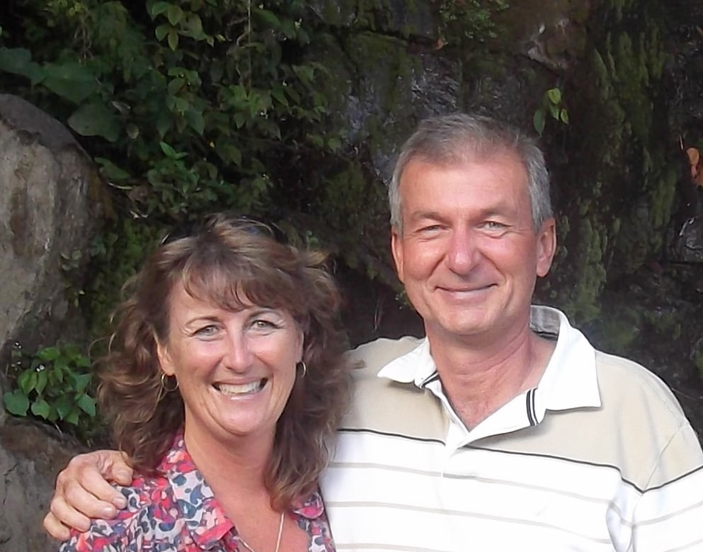 John & Jane from Boquete