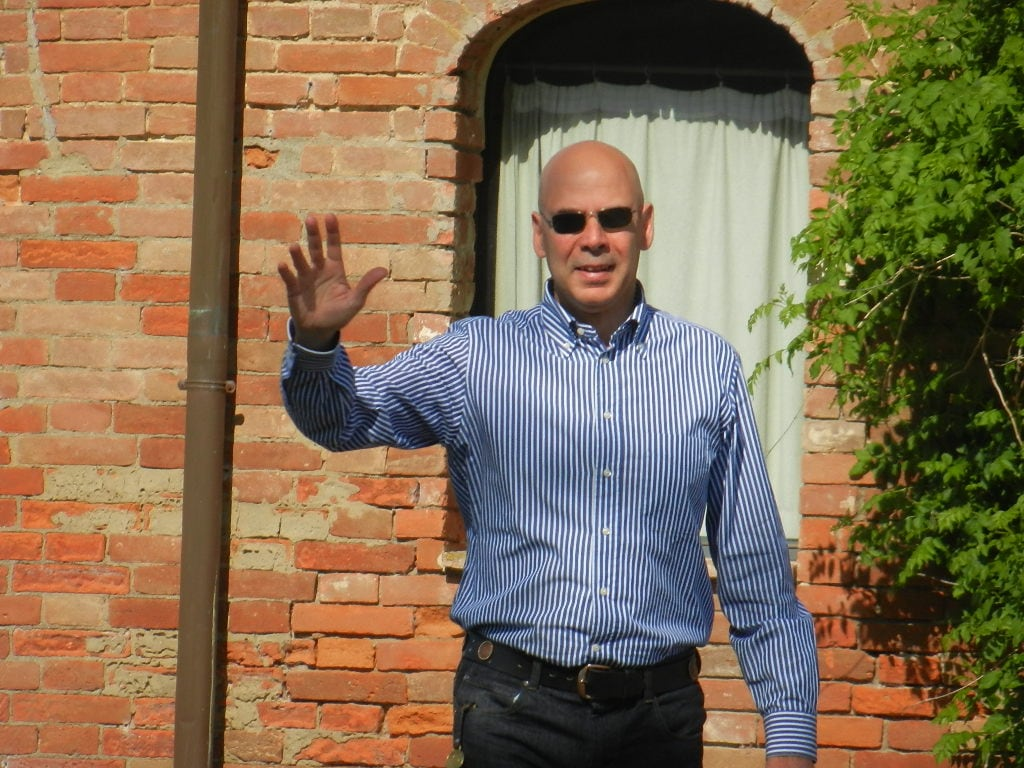 Piero from Castiglione del Lago
