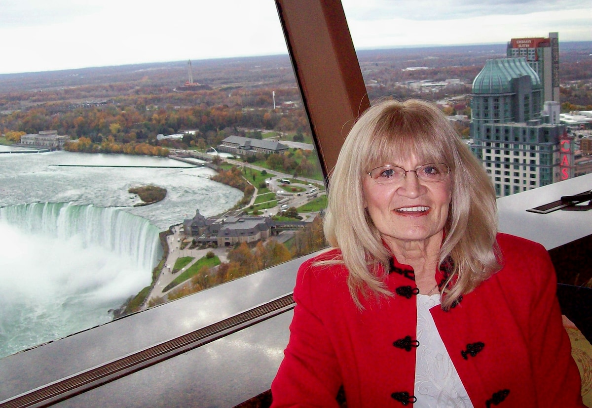 Trish from Niagara Falls