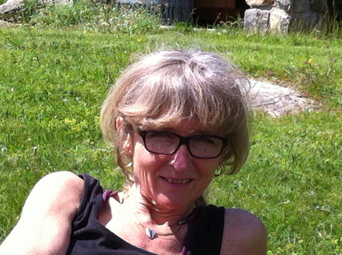 Isabelle from Les Houches
