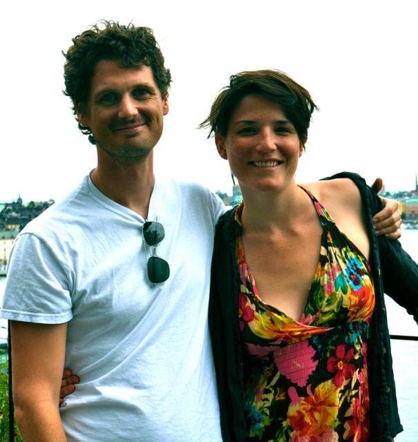 Sarah & Alex