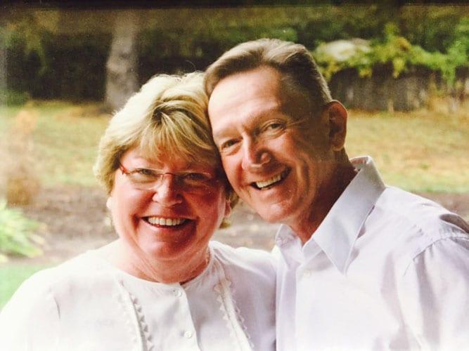 Elizabeth & Dennis from Port Royal