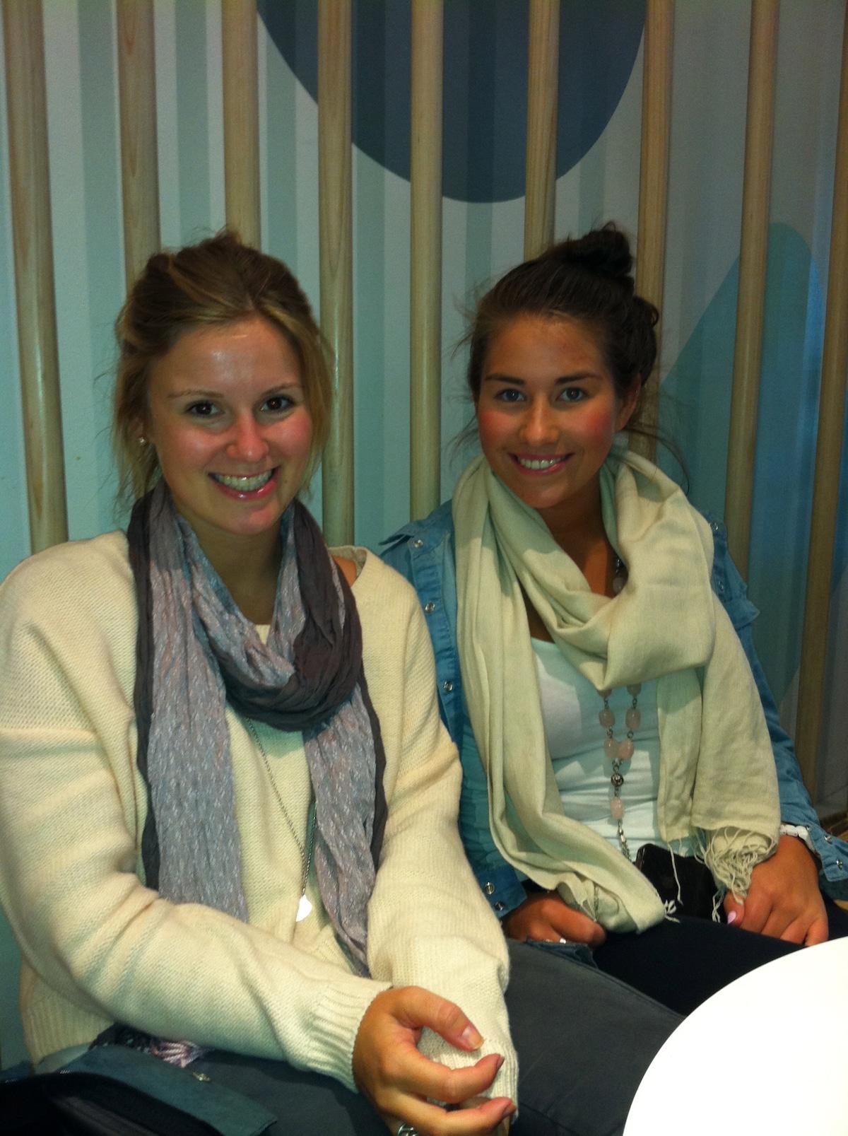 Camilla & Laura