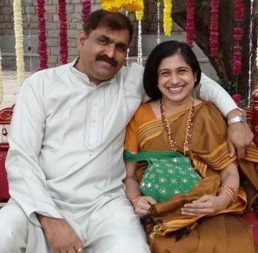 Chaitanya & Jyoti From Bengaluru, India