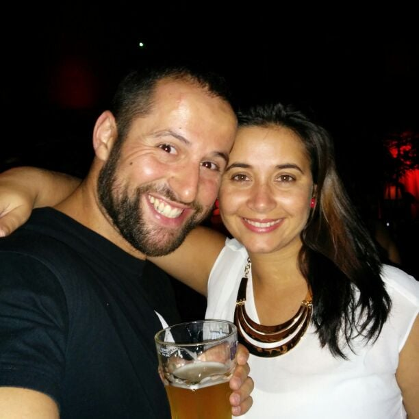 Adriano & Marta from Dublin