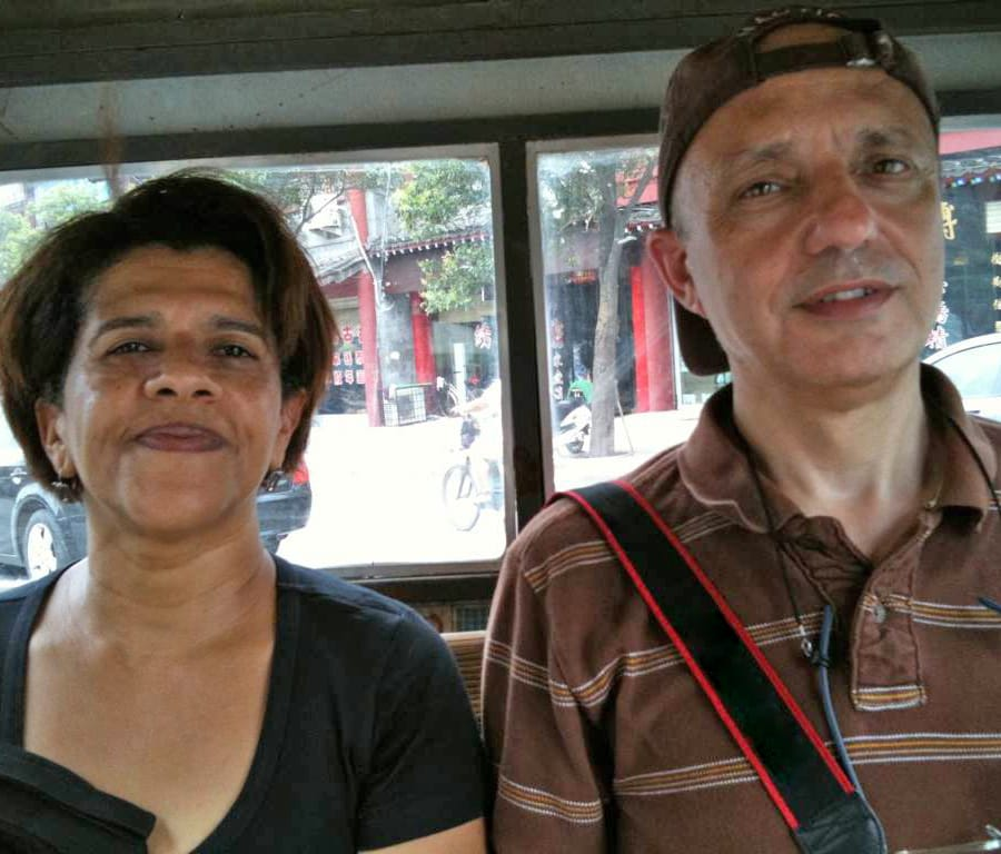 Michel & Bea