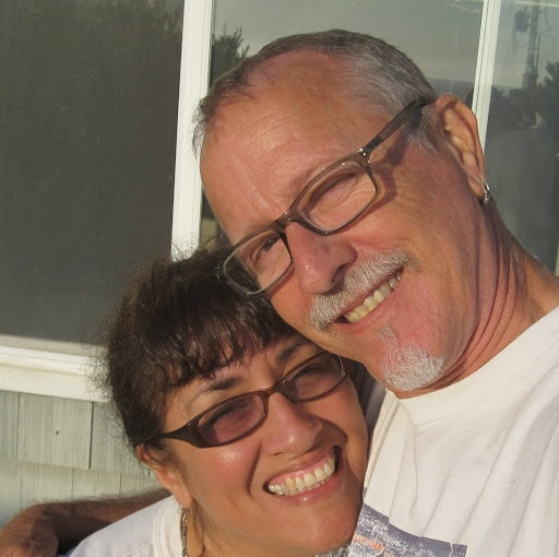 Hi! We are Valerie and Bill Odenthal. We love our