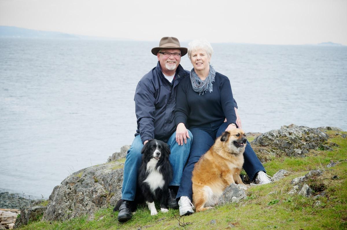 Graham And Vicki from Nanaimo