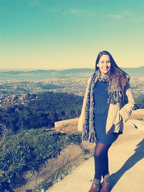 Soy una estudiante gallega a la que le encanta con