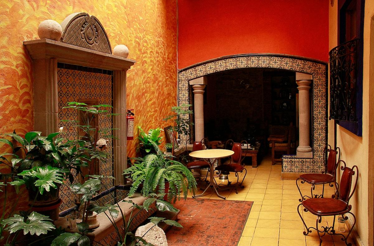 Casa from Morelia
