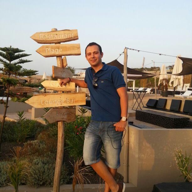 Adnane from Dar Bouazza