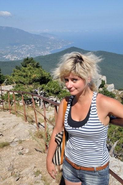 Olga from Brca
