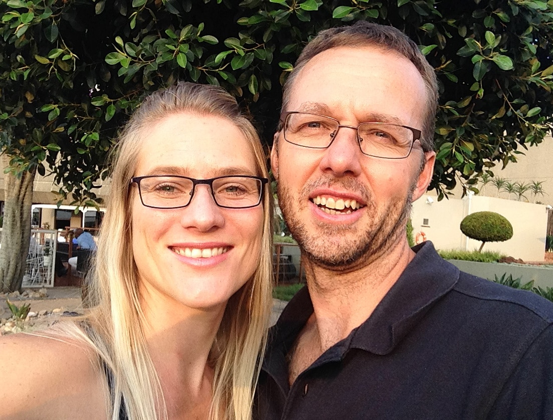 Peter & Karien from Randburg