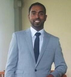 Roshan from Negombo