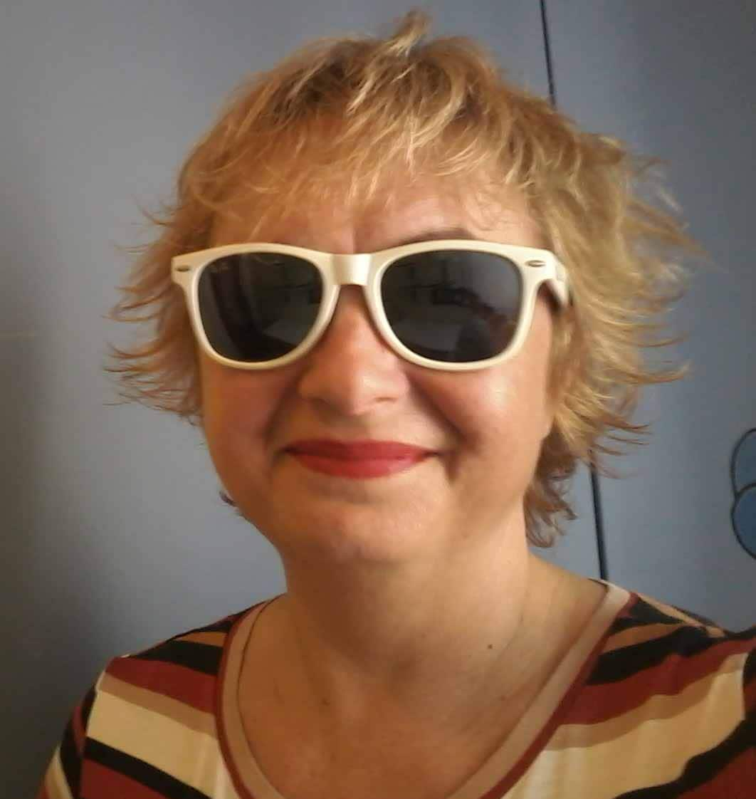 Roberta: researcher in Tissue Engineering at Tor V