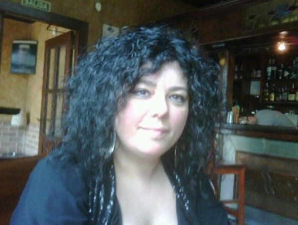 Silvia from Burela