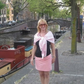 Tania from Amsterdam