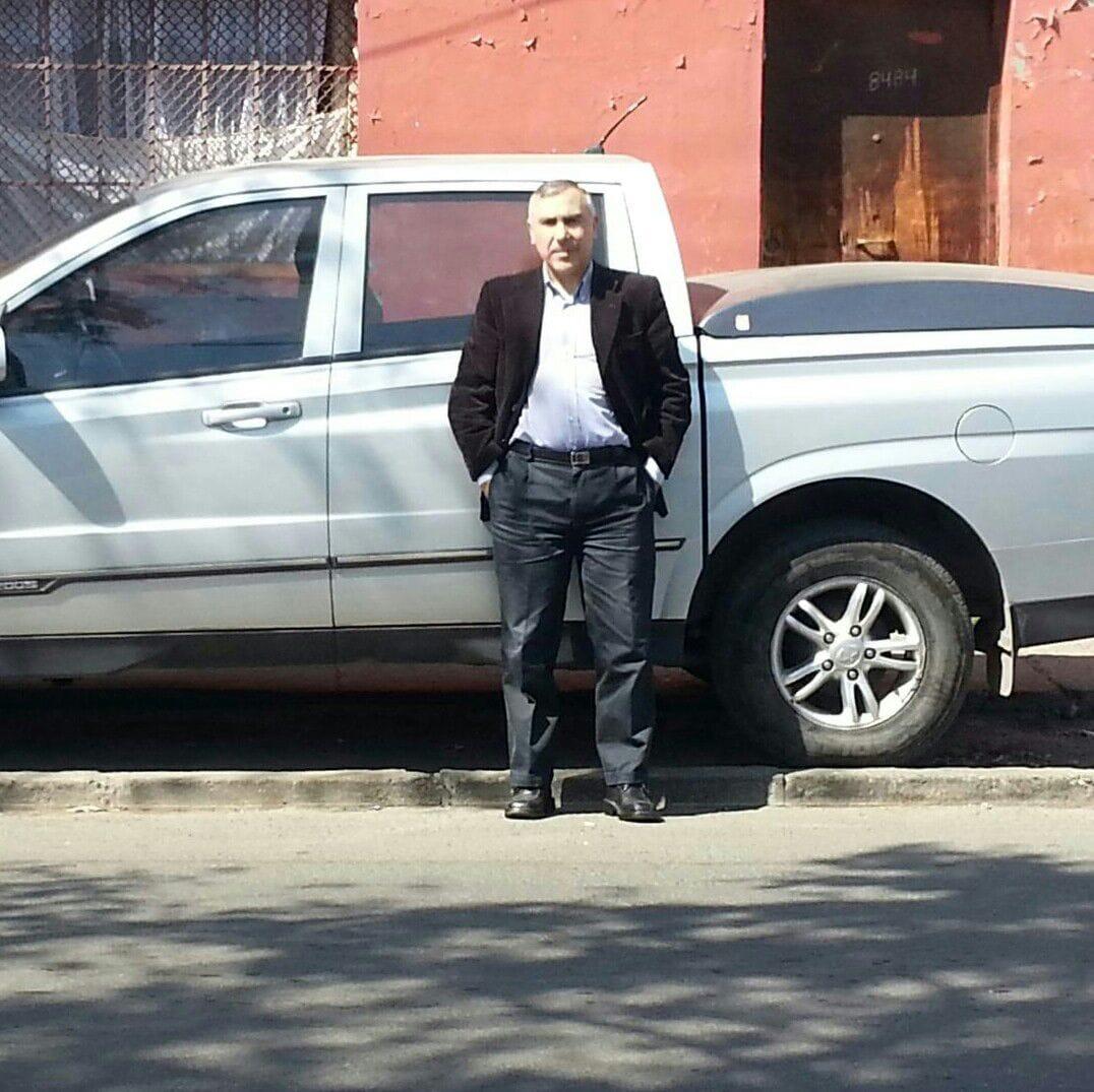 Andres Daniel from Santiago