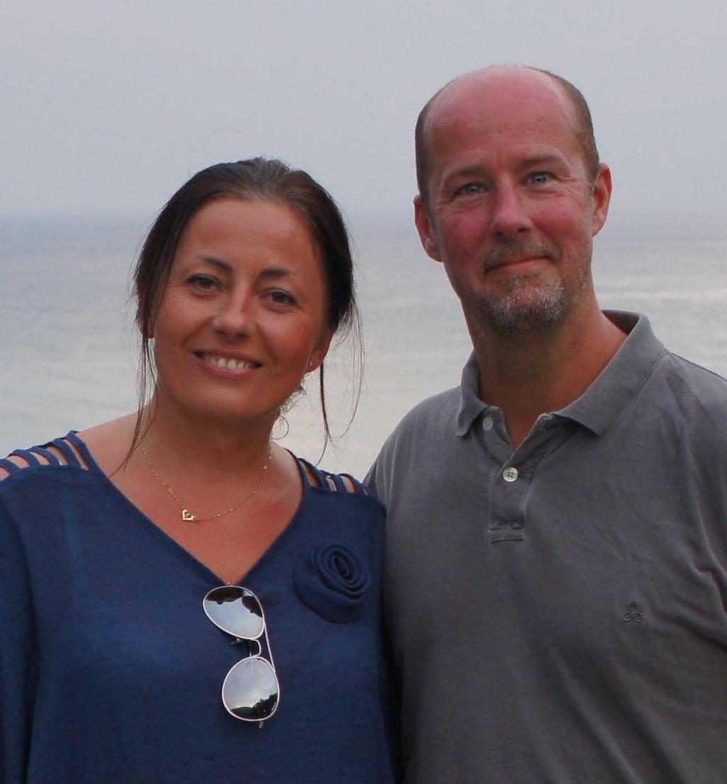 Johan & Anna From Värmdö, Sweden