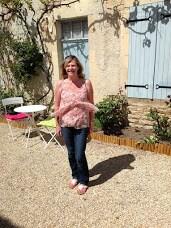 Jane from Villefagnan