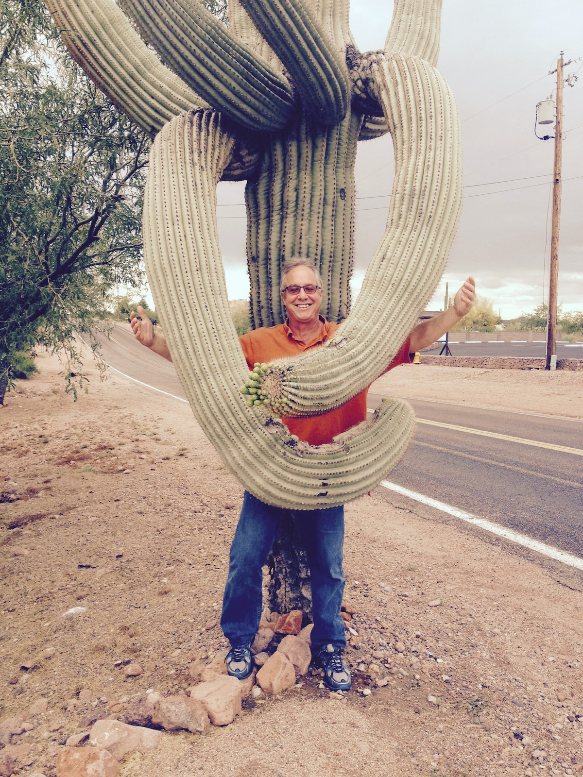 Dave from Apache Junction
