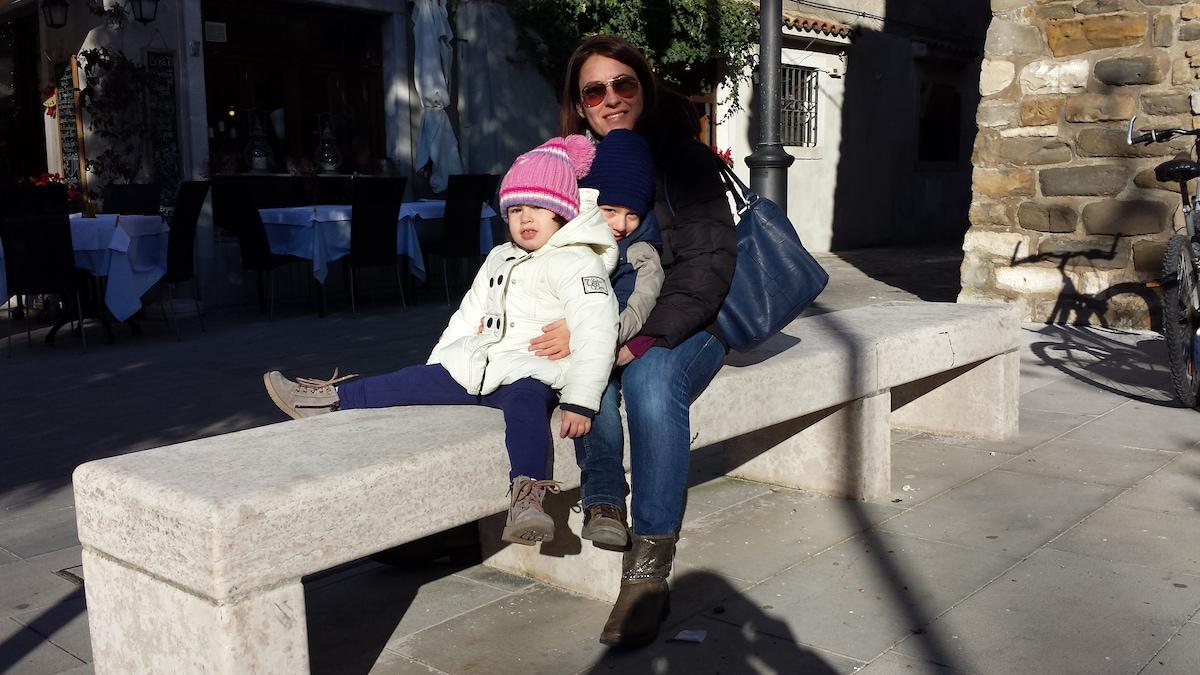 Annunziata From Taranto, Italy