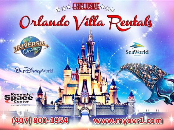 We at Exclusive Orlando Villa Rentals provide an a