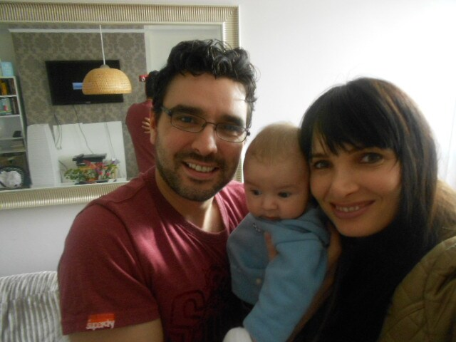 Zdenka & Luis from London