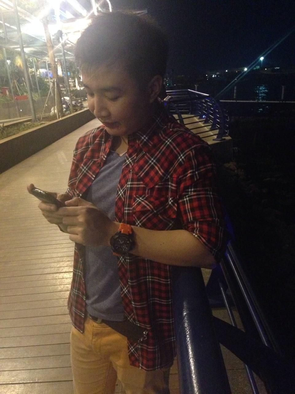 Hansen from Bandung