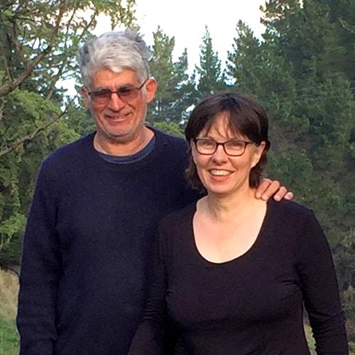 Jenny & John from Akaroa