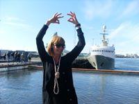 Halla from Reykjavik