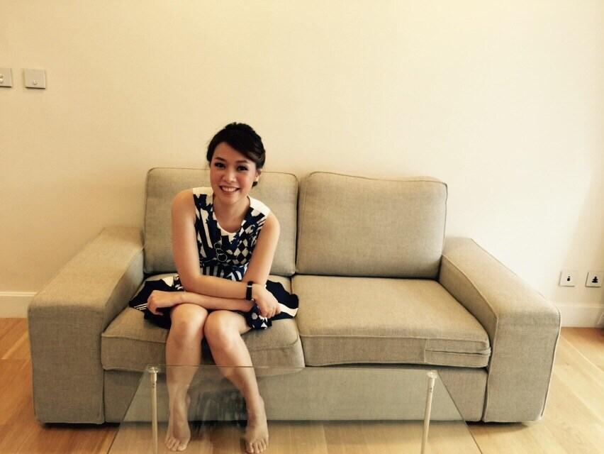 Kesarin from Bangkok