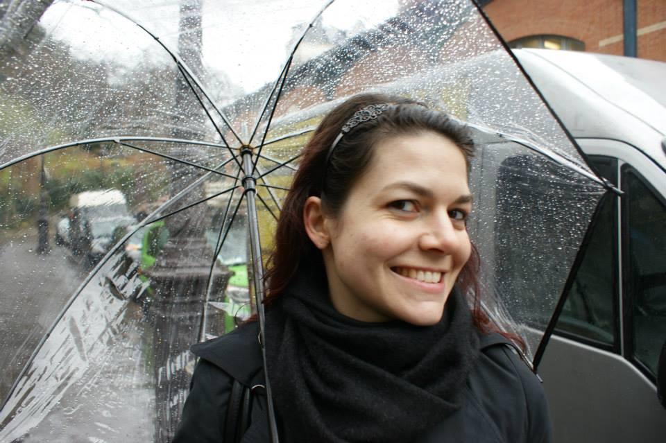 Stéphanie From Kriens, Switzerland
