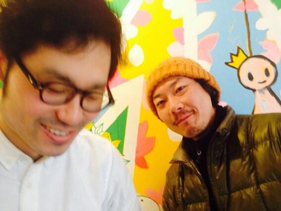 Hiro&Yasu from Sapporo-shi