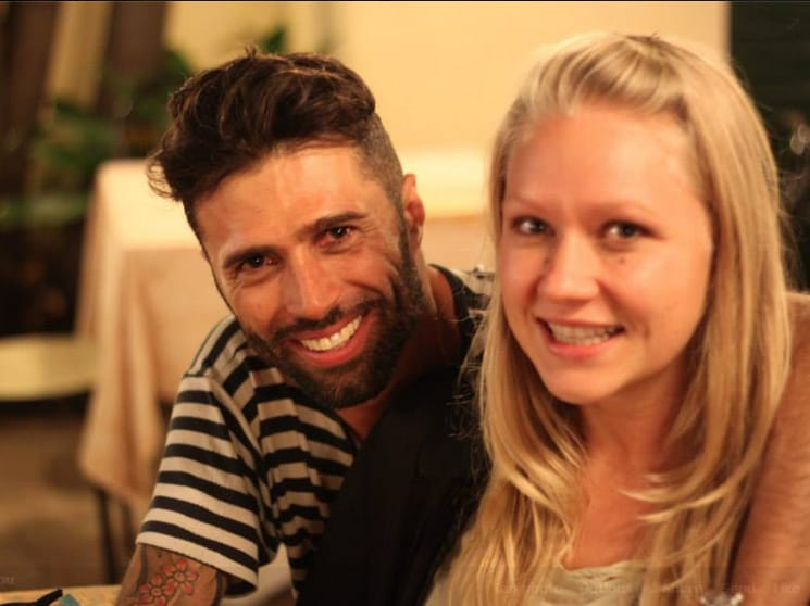 Gianluca And Jessica from Rome