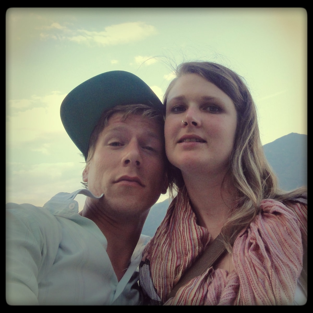 Lisa & Adrian from Berne