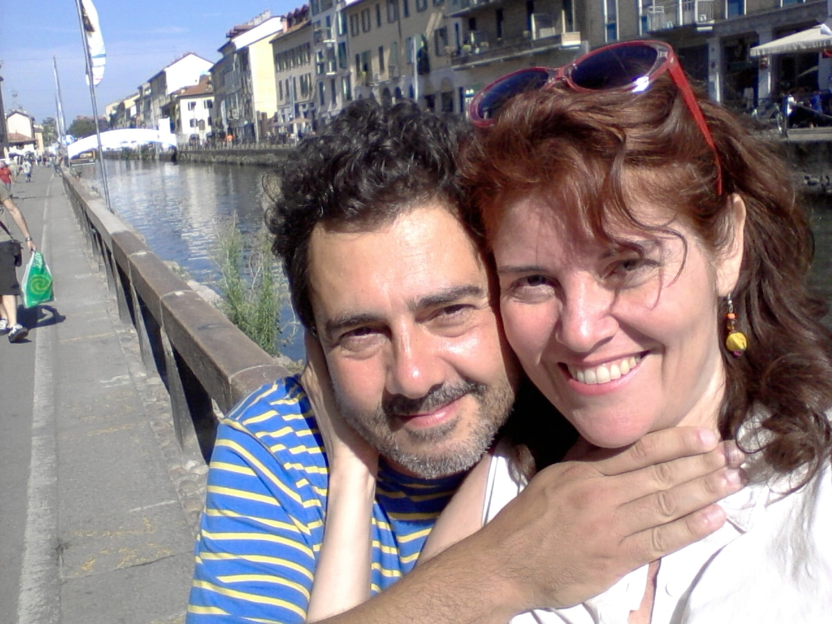 Stefano & Cathy From Pieve Emanuele, Italy