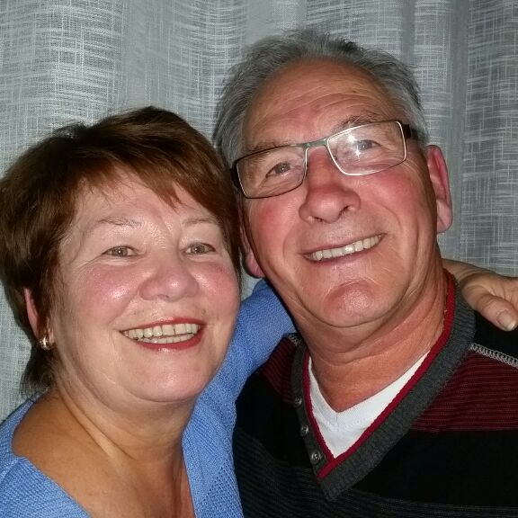Ginette & Jean From Lévis, Canada